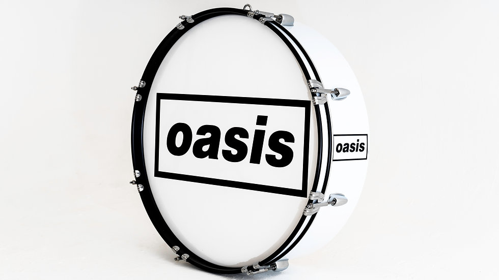 Oasis Drum Light