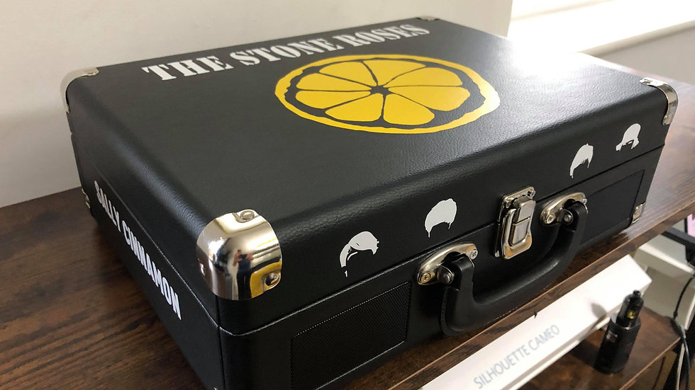 The Stone Roses  Portable Record Player