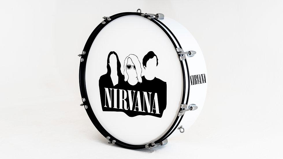 Nirvana Drum Light