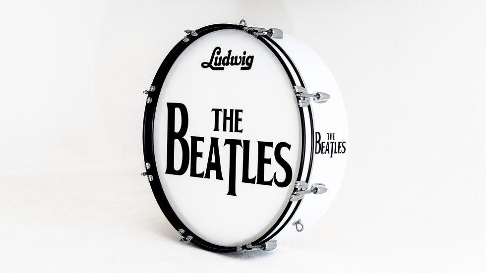 The Beatles Drum Light
