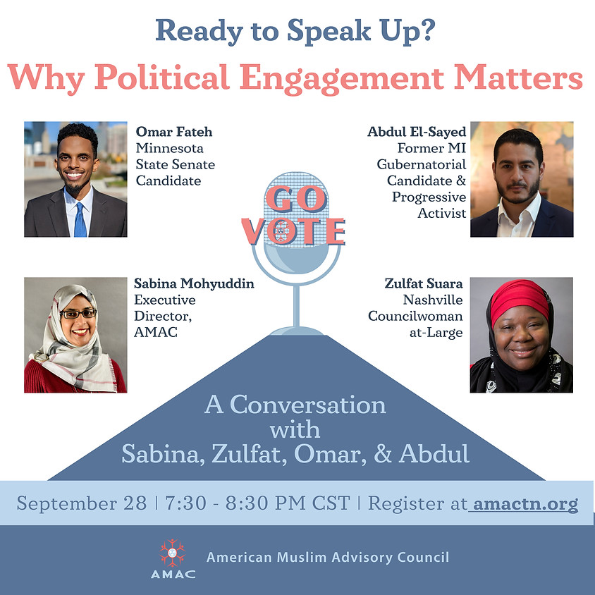 Why Political Engagement Matters