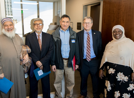 Muslim Day on the Hill: Advocacy in Tennessee