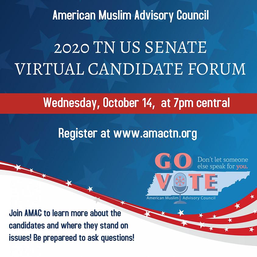 US Senate Forum