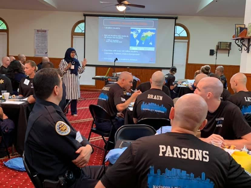 Cadet Training 2019