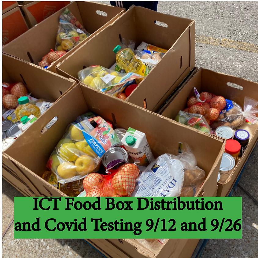 ICT Food/COVID Testing