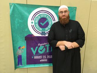 National Muslim Voter Registration Day, August 2019
