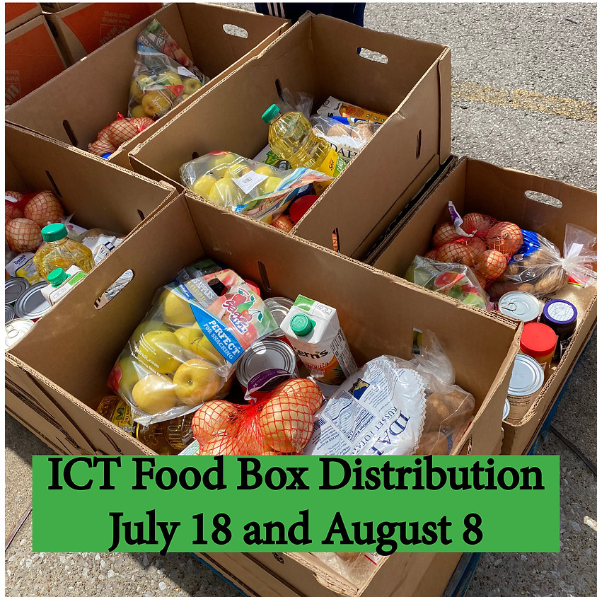 ICT Food Box Distribution
