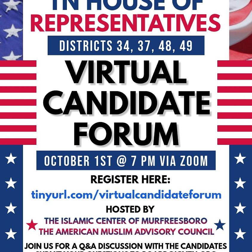 Murfreesboro Virtual Candidate Forum