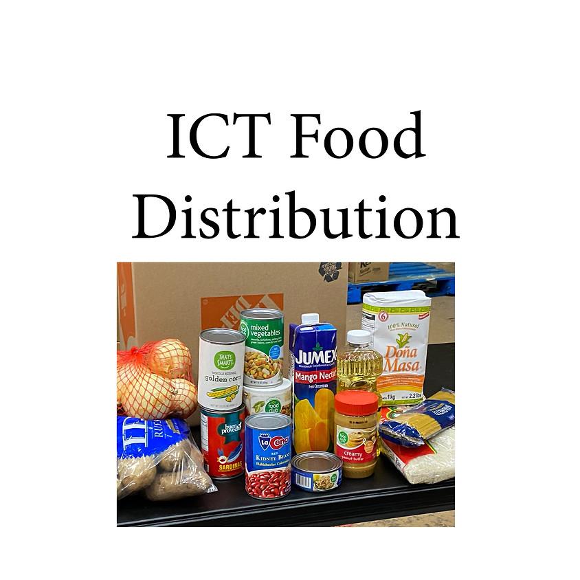 ICT Food Distribution