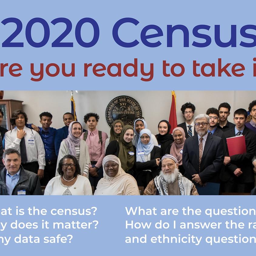 2020 Census Webinars