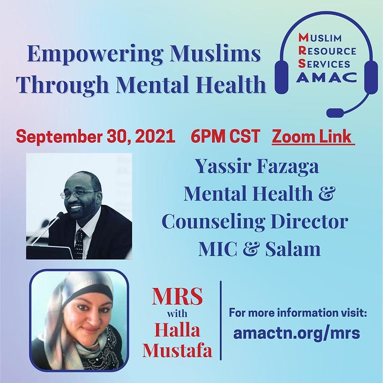 MRS- Mental Health