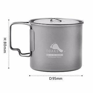 TOAKS-POT-550-L-Ultralight-Titanium-Pot-0-35thickness-Outdoor-Titanium-Cup-Camping-Titanium-Bowl-550