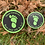 Thumbnail: Haze Bare Foot Patch & Sticker
