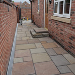 Paving With Drainage