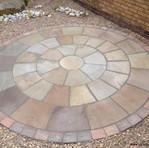 Natural Stone Circle