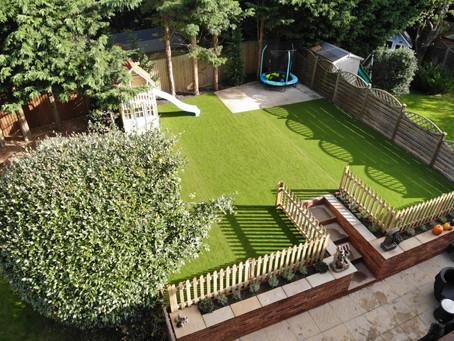 Large Artificial Grass Job in York