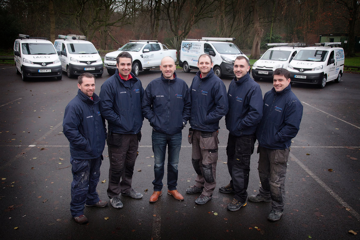The Lacey Plumbing Team
