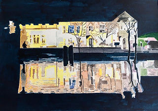 Honeywood Reflections by Mags Stubberfie