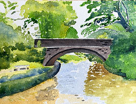 A Devon Canal by Mags Stubberfield.JPG