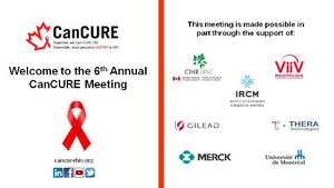 CanCURE members reunite virtually for the 6th Annual General Meeting