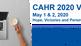 CanCURE Members @ CAHR 2020