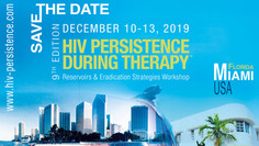 CanCURE at the 9th Edition of HIV Persistence During Therapy, Miami, Florida, 2019
