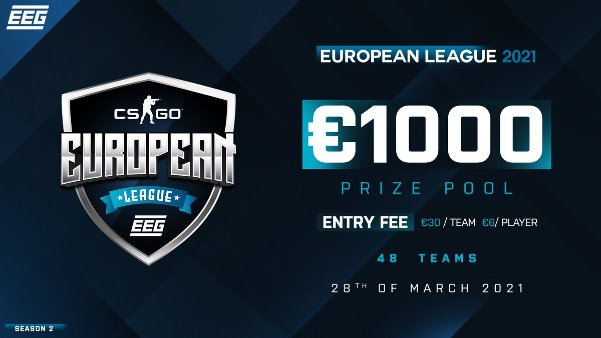 EEG European League Season 2