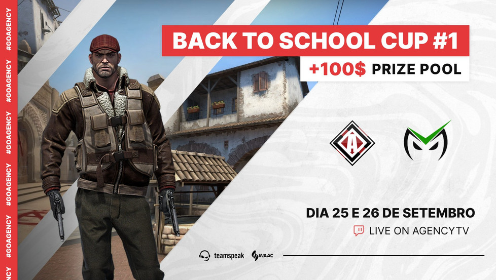 The Agency Clan Back 2 School Tournament