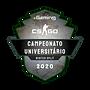 Logotipo Campeonato Universitario de CSGO 2020