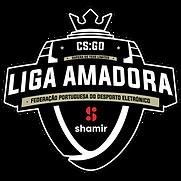 Logotipo Shamir Liga Amadora
