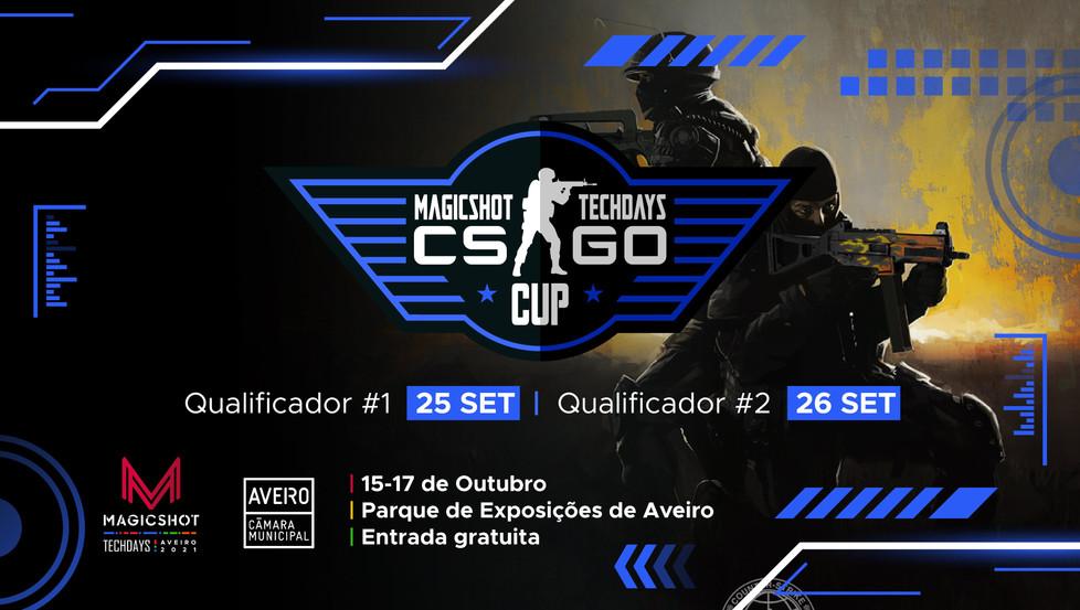 Qualificadores MagicShot Techdays Aveiro
