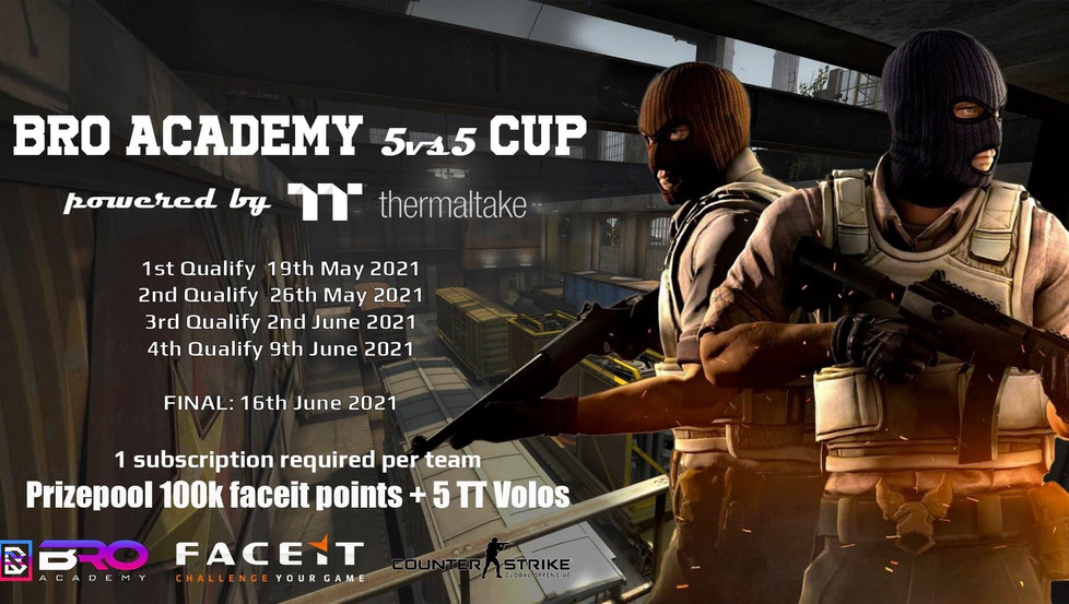BRO Academy Cup - Qualifier 4