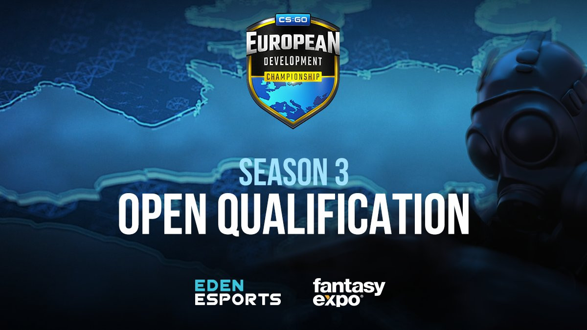 European Development Championship 3 - Open Qualifiers
