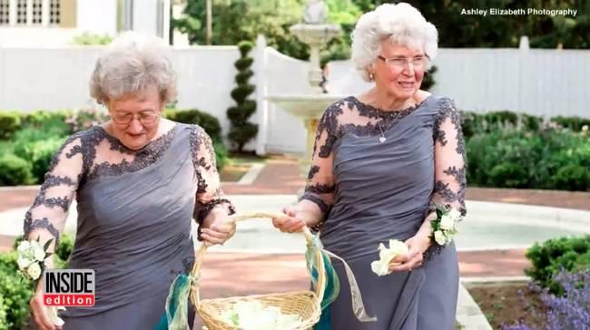 Vovós damas de honra