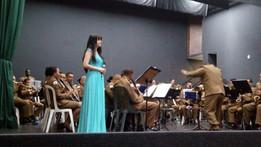 Concerto com Banda da Polícia Militar