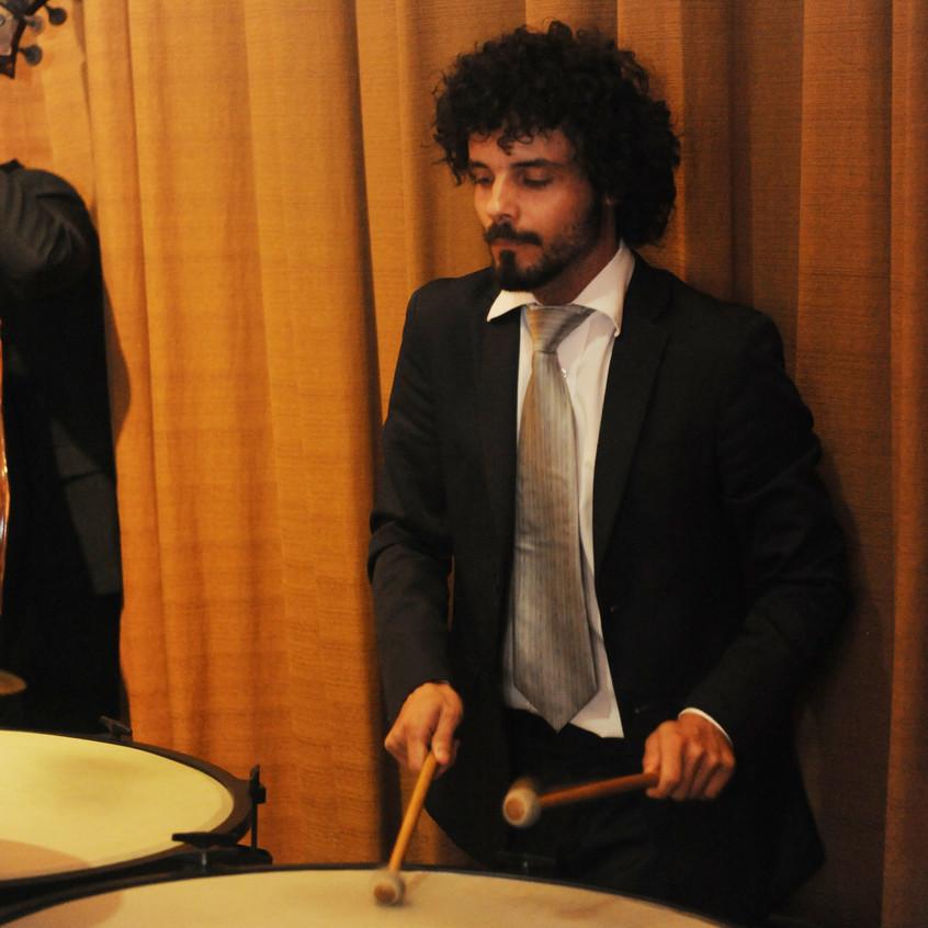 Grupo Bel Canto | Tímpano/Percussão