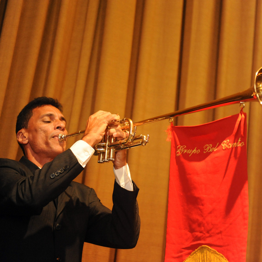 Grupo Bel Canto | Trompete Triunfal