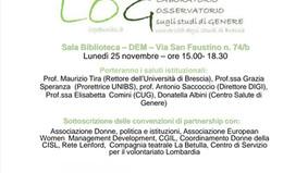 Brescia 25 novembre 2019