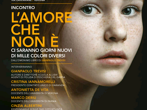 Verona, 27 novembre 2018 - L'amore che non è. Ci saranno giorni nuovi di mille colori diversi