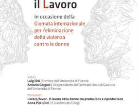 Firenze 25 novembre 2019