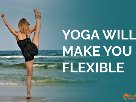 How to Become More Flexible with Yoga