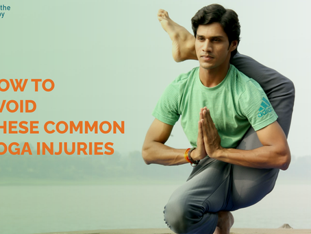 Are You Vulnerable to these Common Yoga Injuries?