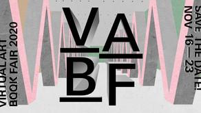 Virtual Art Book Fair 2020