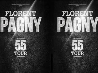 Florent Pagny est de passage dans la Cité Ardente et c'est Sans Frontière qui se charge de la sc