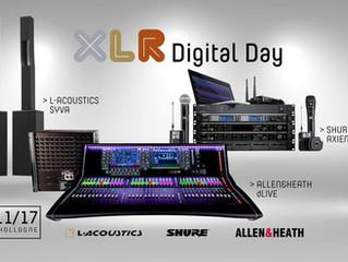 XLR et SF proposent Digital Day (FR)