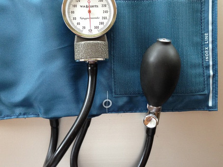 Potassium may help high blood pressure