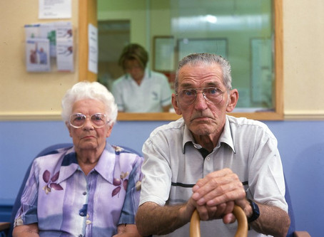 Pandemic Endangers Senior Health...