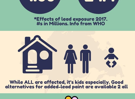 Int'l Lead Poisoning Awareness Week