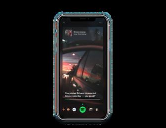 Making Spotify Social