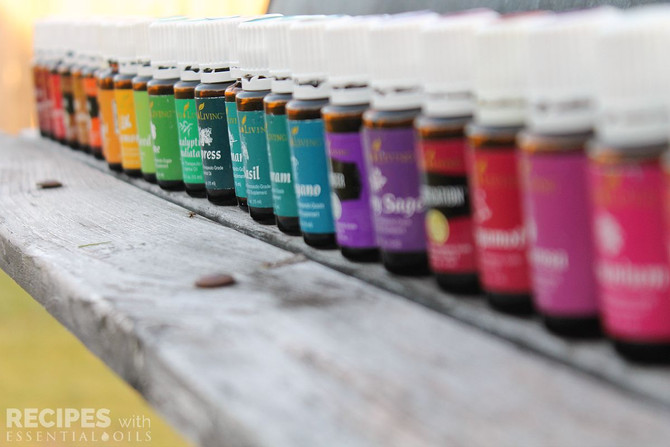 Essential oils, do they matter?